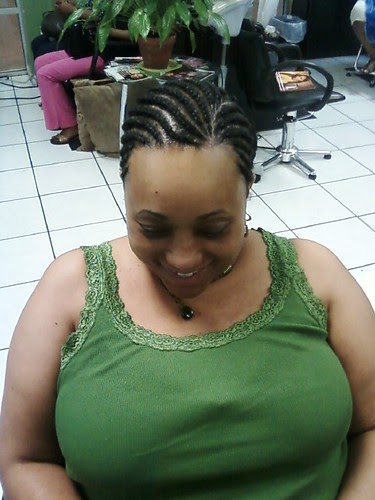 Cornrows With Extensions Cornrow Hairstyles