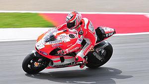 Nicky Hayden - Ducati