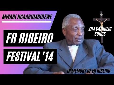 Zimbabwe Catholic Shona Songs - Fr Ribeiro Festival | Mwari Ngaarumbidzwe