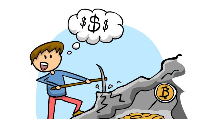Bitcoin Mining How To Earn Bitcoins Now Influx Money -
