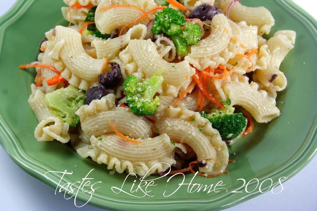 Creste Pasta Salad