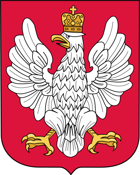 Coat of arms of Poland 1919-1927
