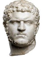 Busto del Emperador Caracalla