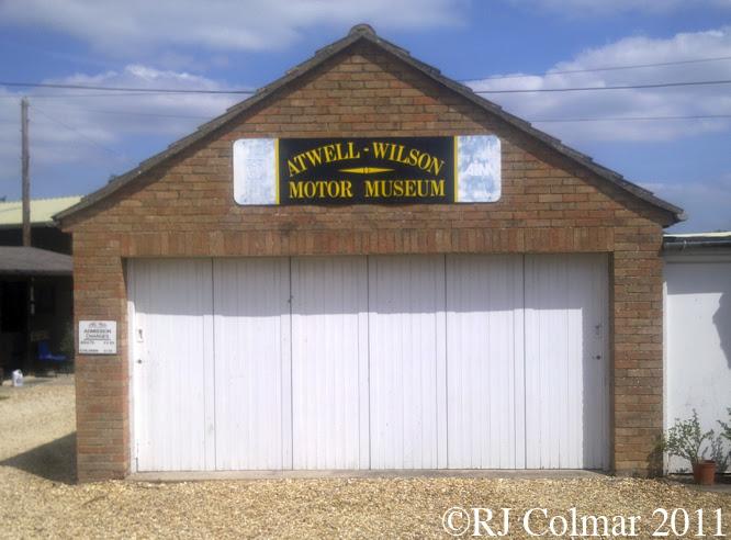 Atwell Wilson Motor Museum, Calne