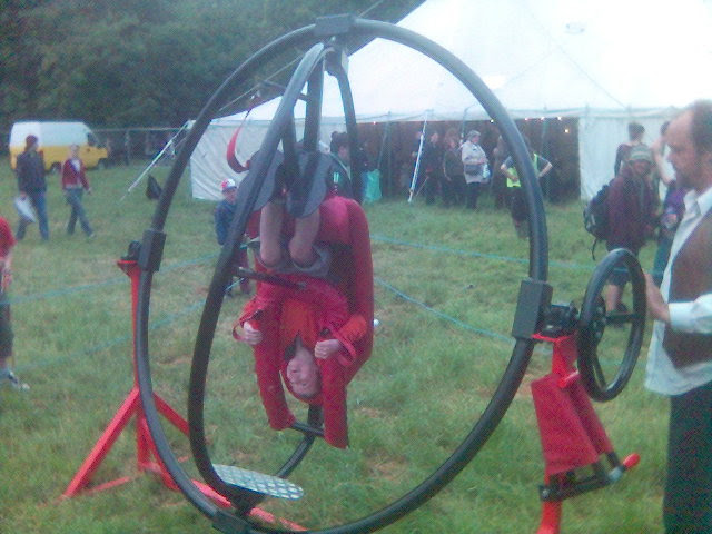 Strawberry fair spin