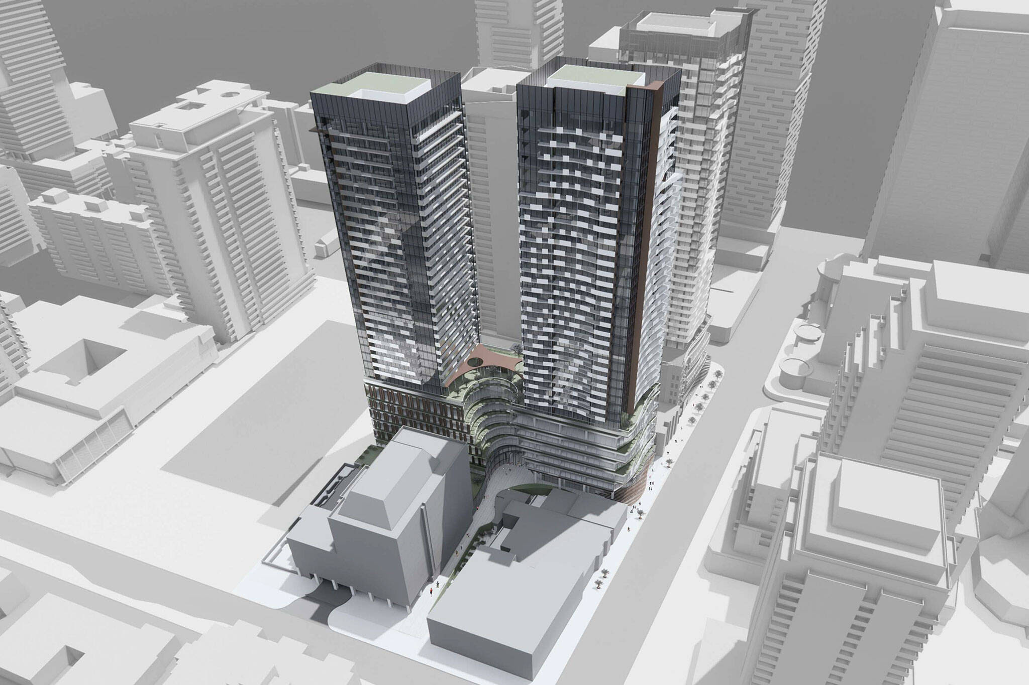 Even more condos on tap for an already packed area of Toronto