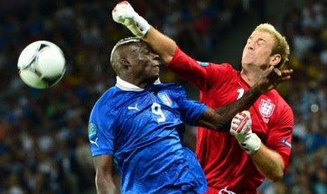 Tim Inggris akan habis-habisan melawan Italia !