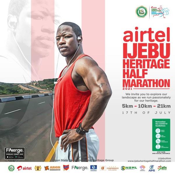 Gov. Dapo Abiodun Drums Support for Ijebu Heritage Half Marathon, Loves Road Races
