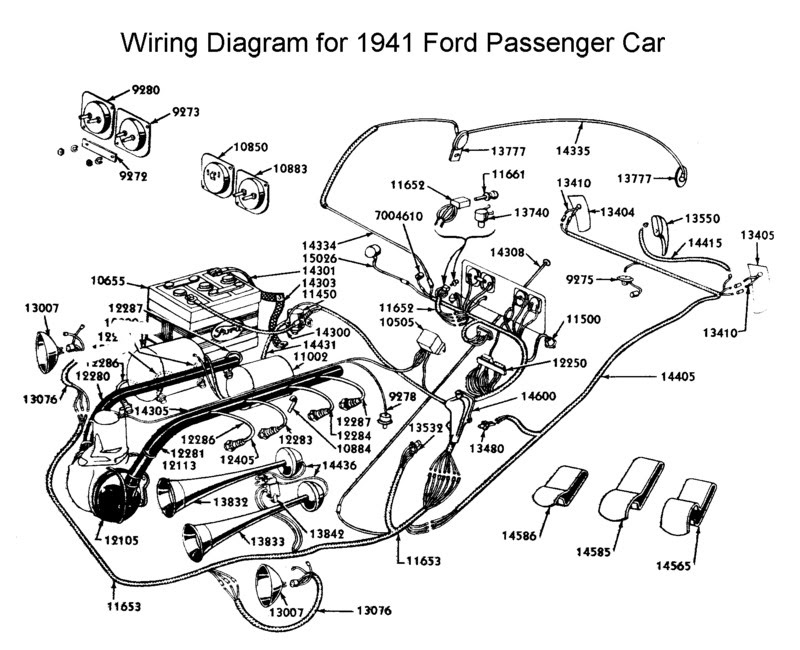 1951 Ford Wiring Harness 2007 Chevy Cobalt Wiring Harness Wiring Diagram Schematics