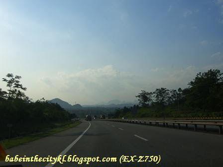 highway skyline
