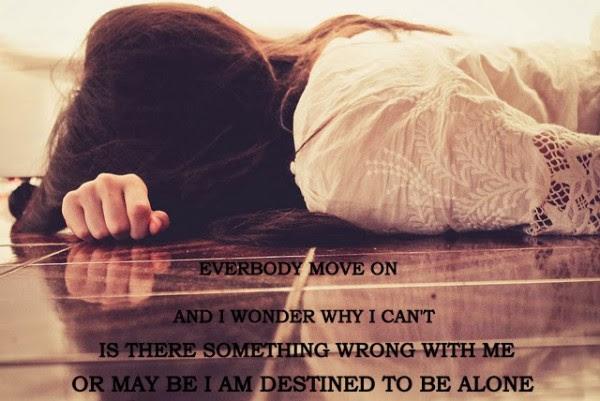Sad Girl I M Alone Images Wallpaper Directory