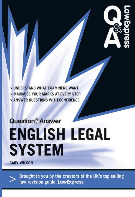 Pearson Education - Law Express Question and Answer ...
