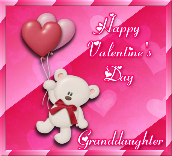 Happy Valentines Day Granddaughter Pictures Photos And Images For