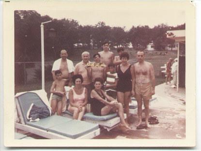 Grand Lake Lodge: At the Big Pool