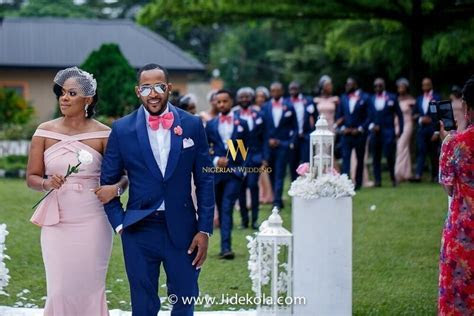Nigerian Wedding Colours Combination 2017