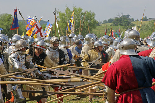Battle of Tewkesbury by TonyKRO