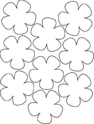 (Yeni) Anasınıfı çiçek Boyama
