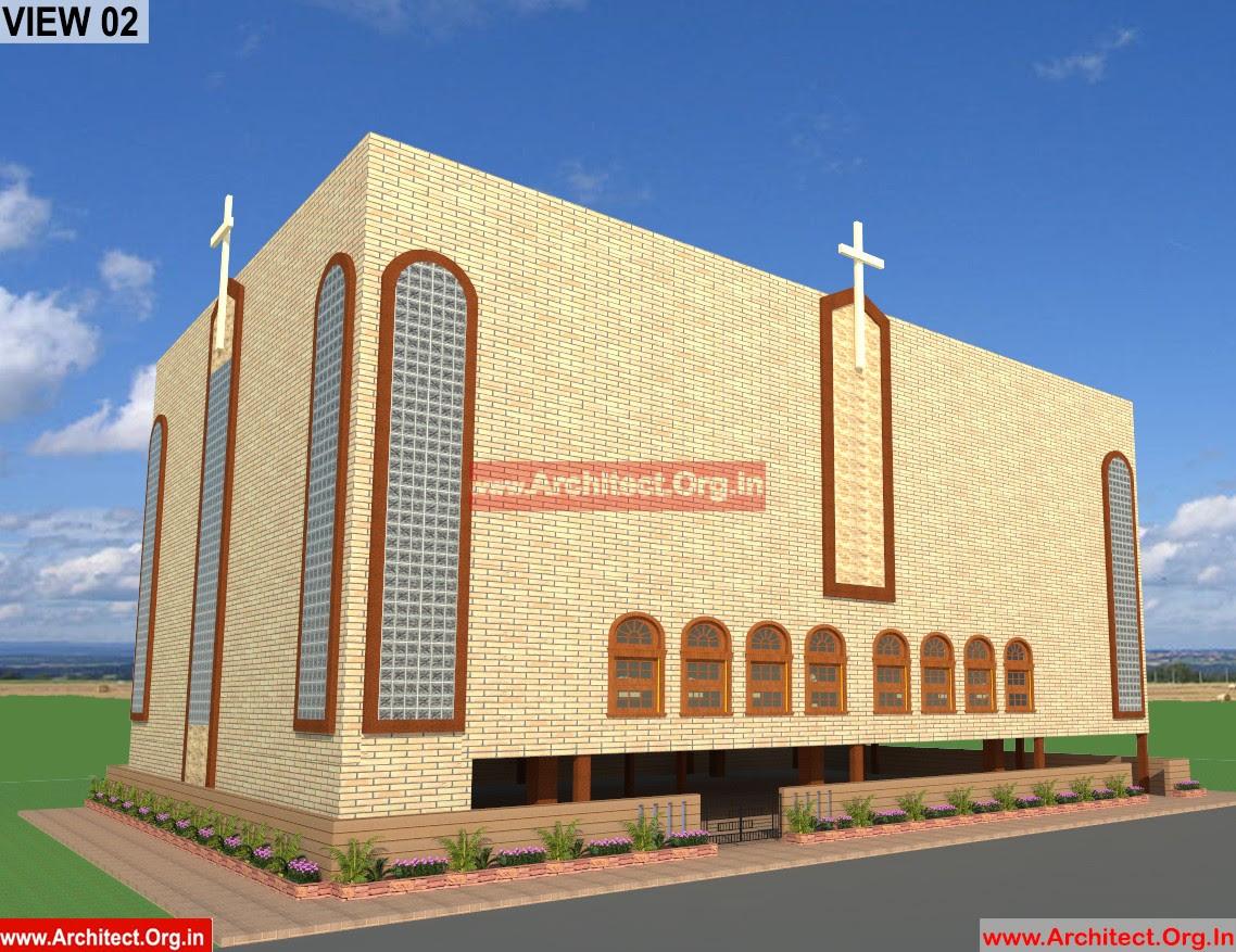 Best Church Design In 828 48 Square Feet 201 Architect Org In