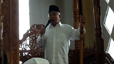 Salat Idul Fitri 1441 H di Masjid KH Abdul Chalim Ponpes Amanatul Ummah Pacet Mojokerto (Bagian 1)