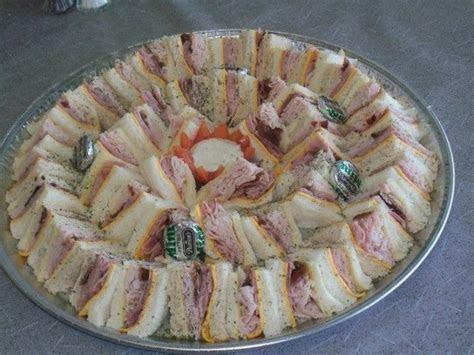 just an idea of finger sandwiches   Wedding stuff of all