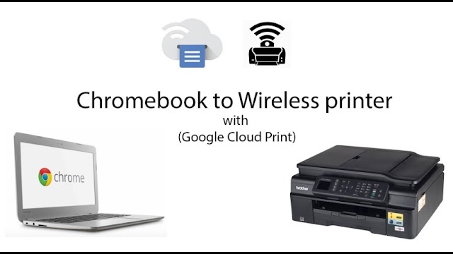 How to Connect a Printer and Print from Chromebook