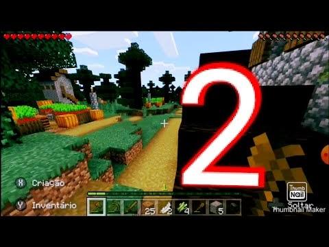 Minecraft Pocket Edition gameplay Walkthrough Part 2