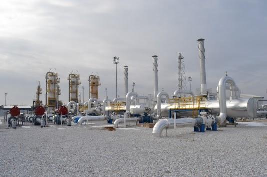 Türkiye'nin en büyük doğalgaz depolama alanı nerededir?