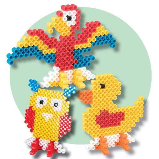 Super Beads Bird Set