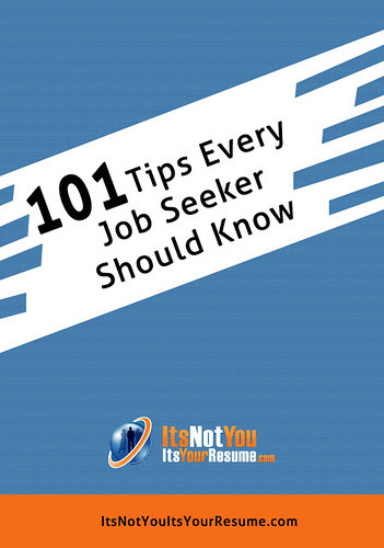 101 Tips Every Job Seeker Should Know
