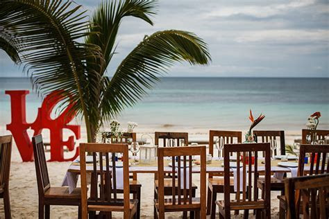 Mayan Beach Wedding   Ultimate Wedding Magazine