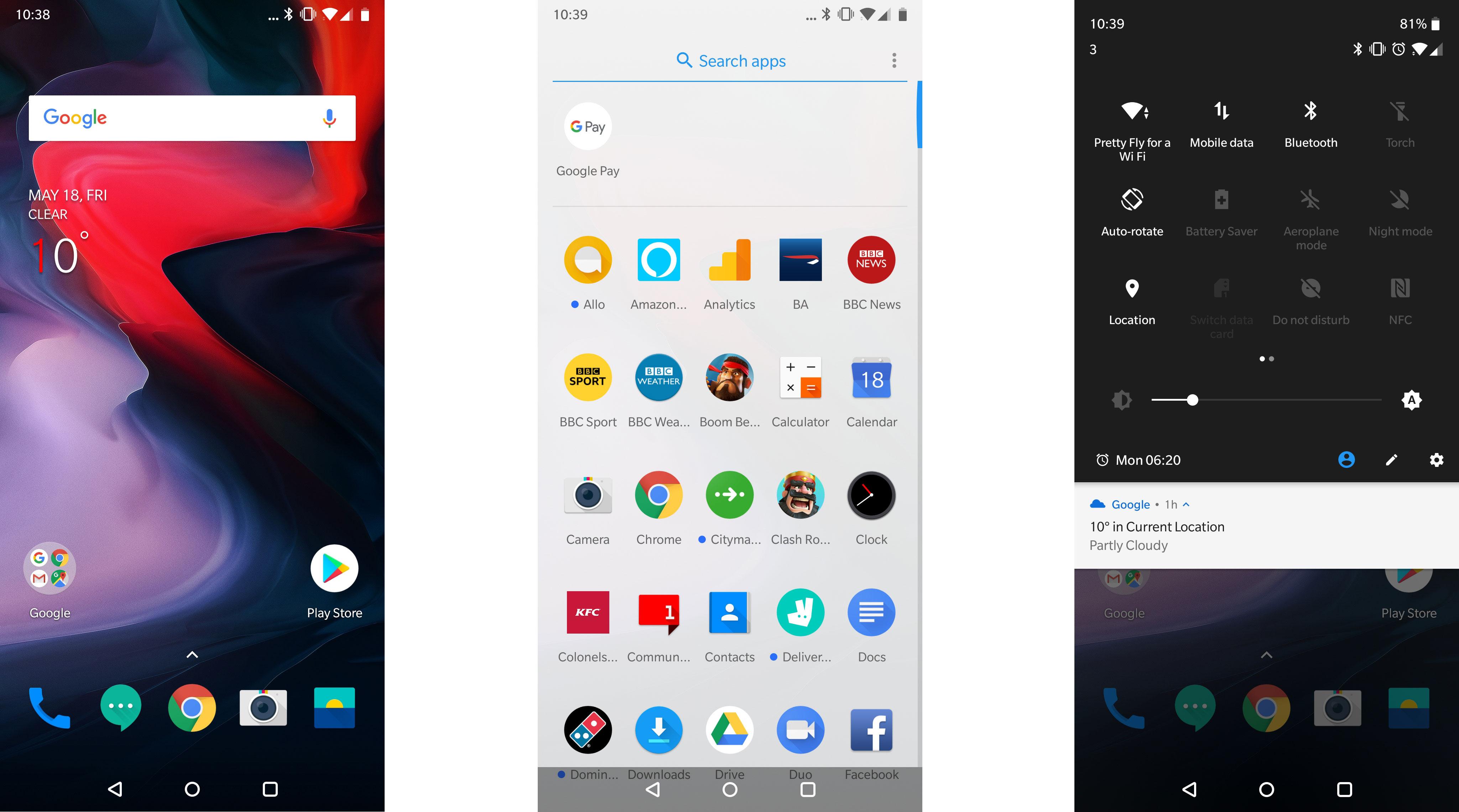 OnePlus 6 - myOurReview