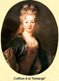Das Haar Im 18 Jahrhundert