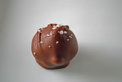 Sea Salt Chocolate Truffles