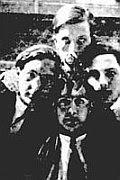 René Daumal, Roger Vailland, Roger Gilbert Lecomte, Robert Minet