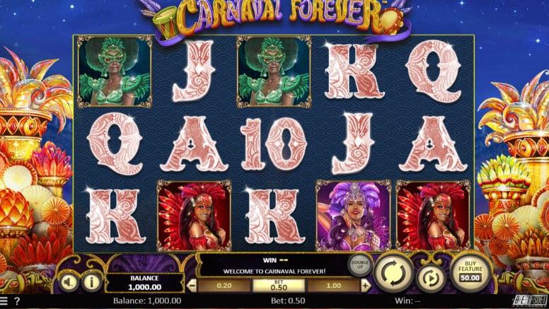 Login finder carnaval forever betsoft casino slots reviews