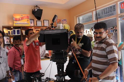 The Magic Of The Cinematographer ...Mr Ravi Yadav by firoze shakir photographerno1
