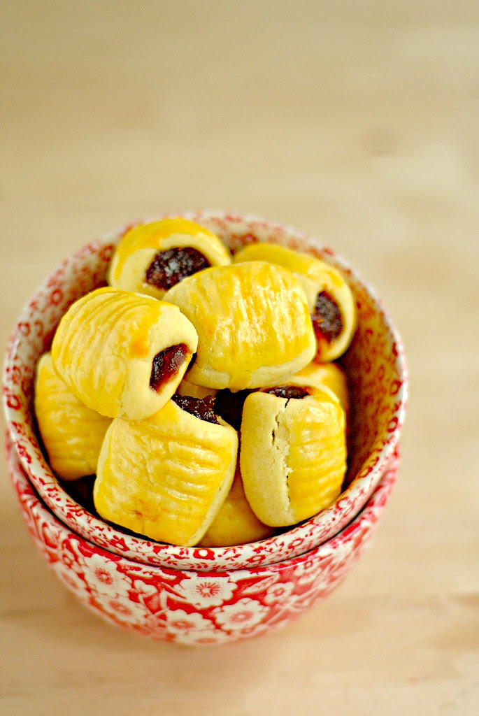 chinese new year pineapple tarts recipe