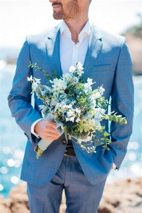 25  best ideas about Blue wedding suits on Pinterest