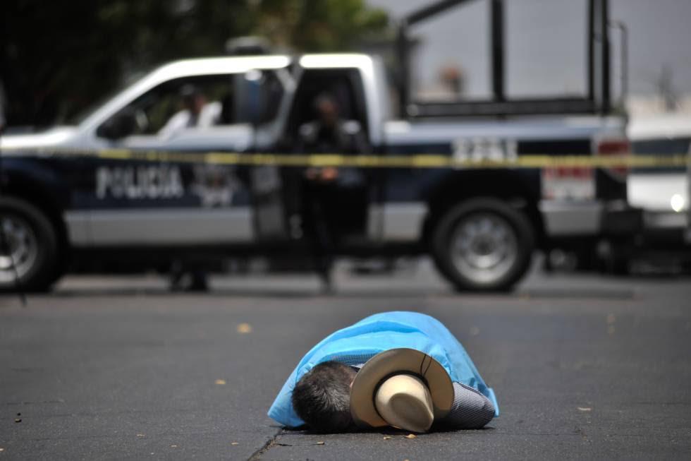 Javier Valdez, asesinado el 15 de mayo.