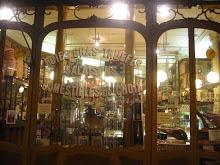 Truffes shop, rue Montorgueil