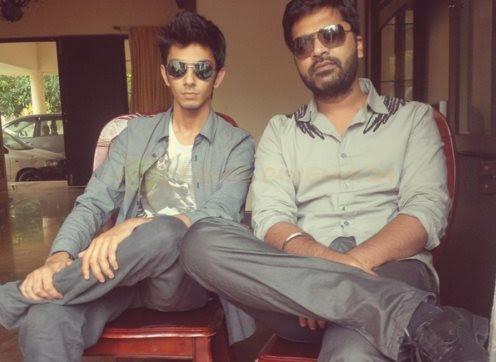 Simbu and Anirudh