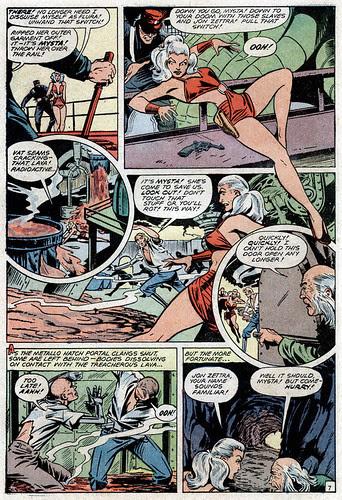 Planet Comics 54 - Mysta (May 1948) 06