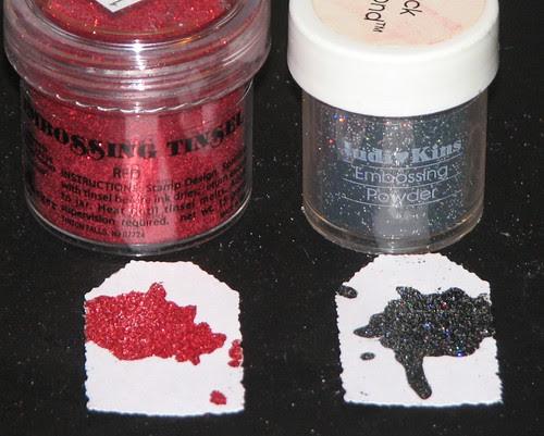 Embossing Powders 007