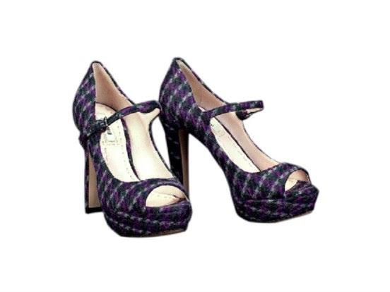 Sapatos em lã|Miu Miu na Fashion Clinic|€395