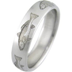Fishing Wedding Rings, Fish Hook Rings ? Titanium Buzz