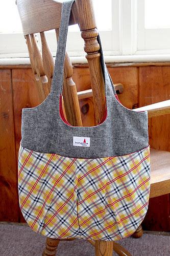 Custom Go Anywhere Bag