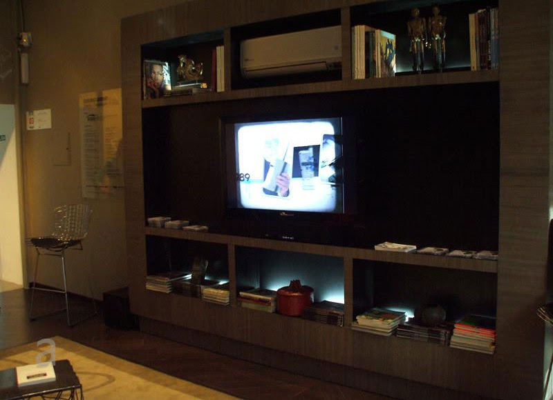 Casa FOA 2010, La Defensa, Espacio Nº 3 Estudio - Estar - Caia Gibrat, Carolina Gibrat, decoracion, muebles