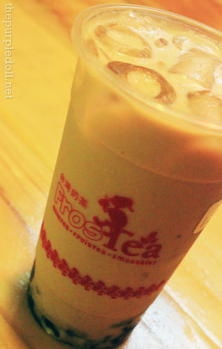 TST Red Bean Milk Tea P95