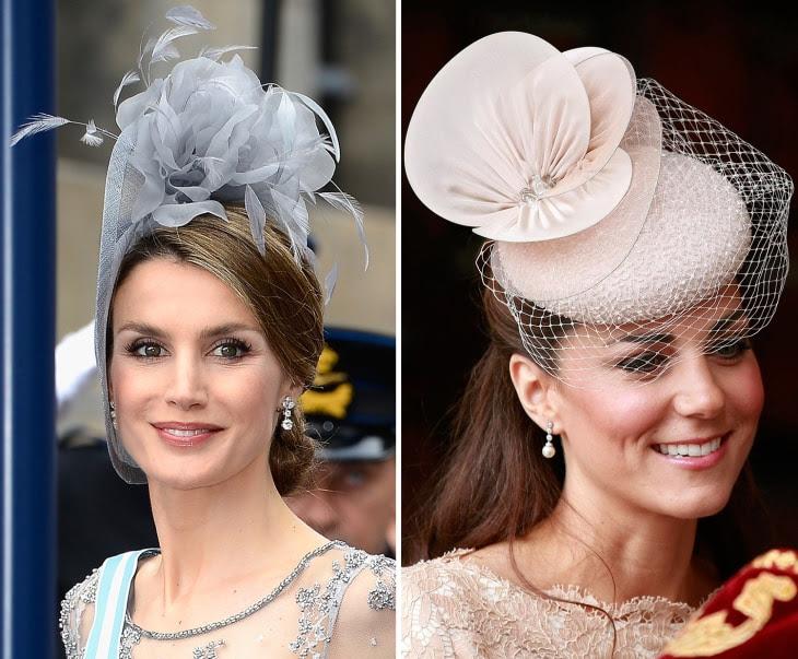 Queen Letizia of Spain Duchess of Cambridge