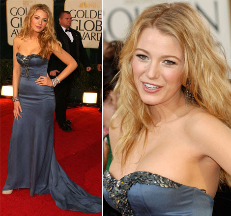 How would you describe Blake Lively doing the Nina Ricci dress?